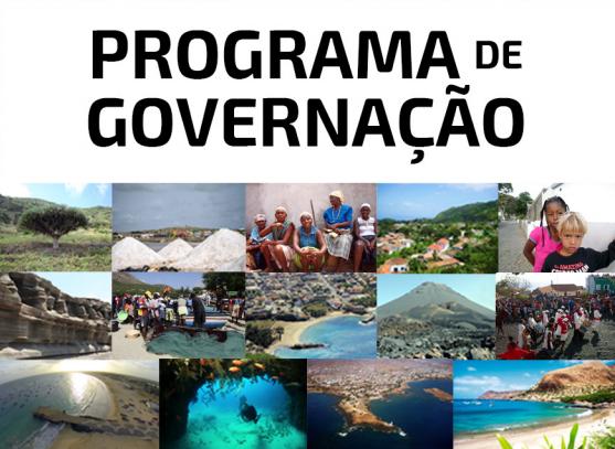 programa do governo